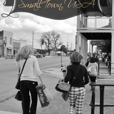 Where We Hunt: Small Town U.S.A.