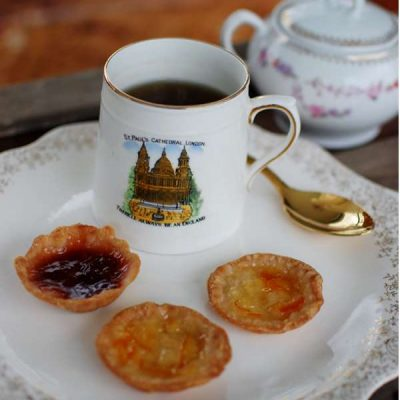 Jam Tarts: A British Tea Time Treat