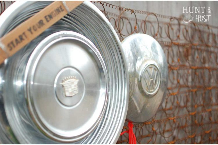 hubcaps hunt and host