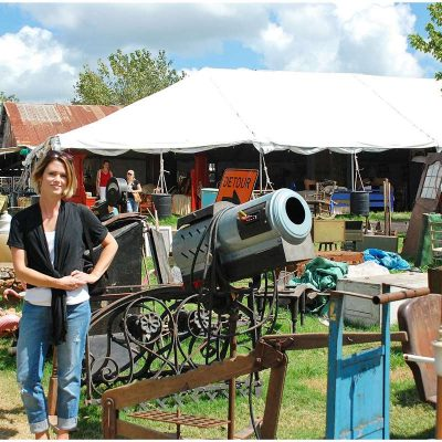 Where We Hunt: Antiques Week – Round Top/Warrenton