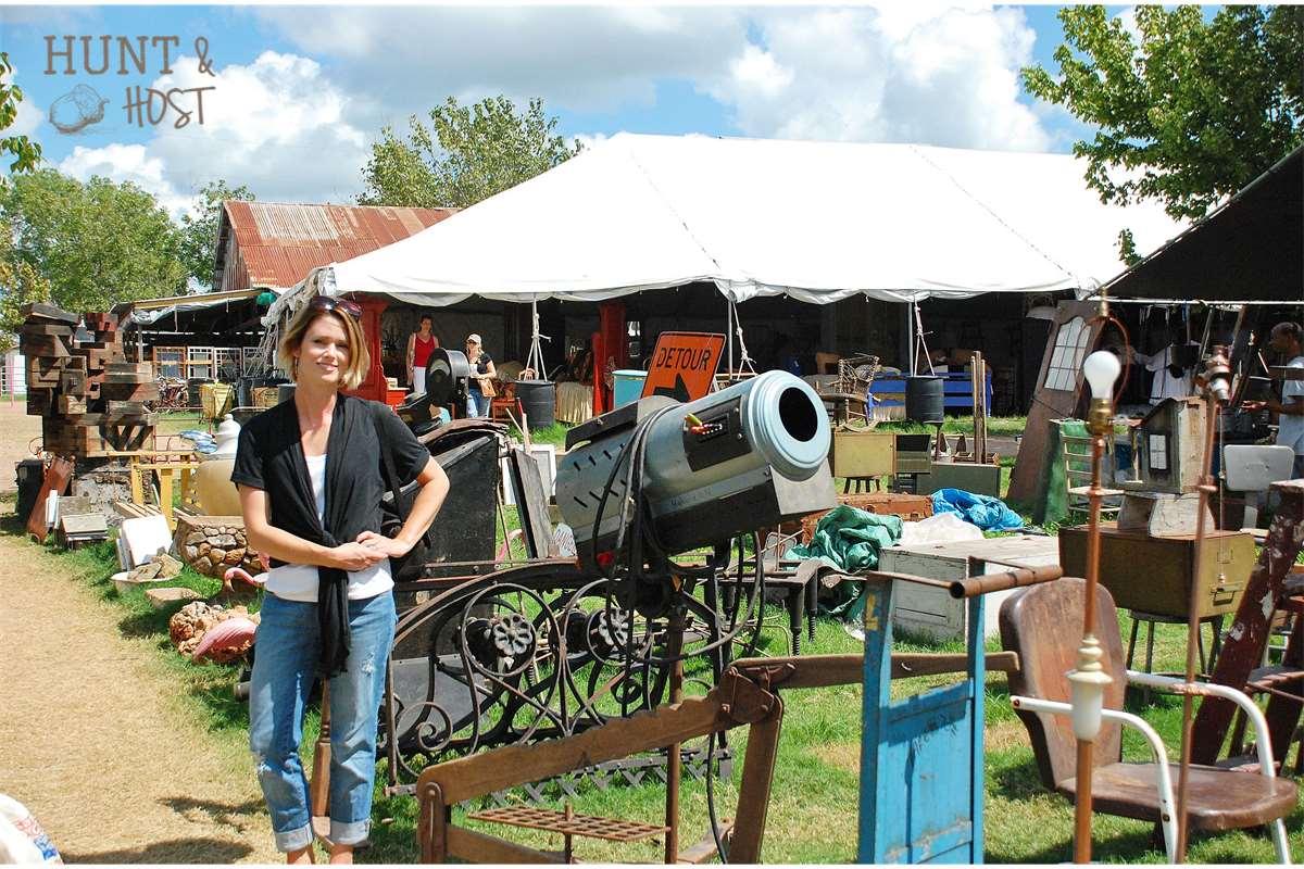 Round Top Waron Antiques Week