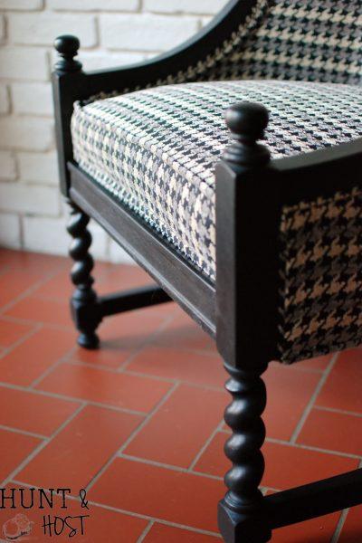 mom upholstered chair