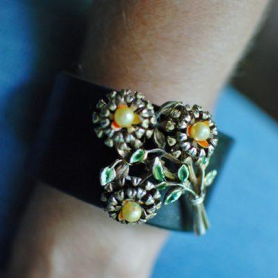 Brooch Bracelet