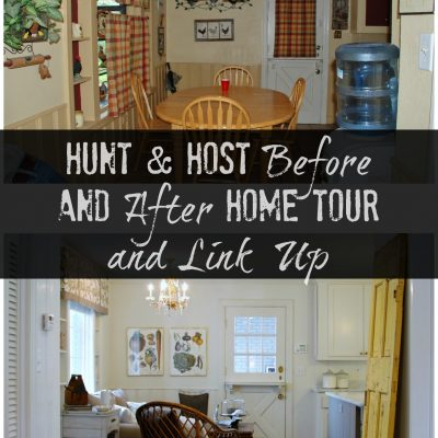 Hunt & Host Home Tour: Kitchen Renovation