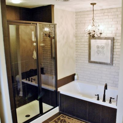 Hunt & Host Home Tour: Master Bath