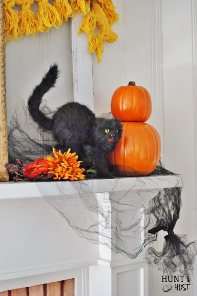 Halloween decorations vintage style huntandhost.net