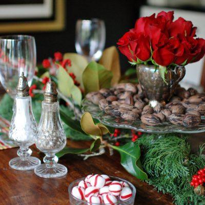 Christmas Tablescape PLUS Idea Tour