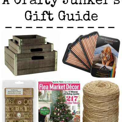 A Crafty Junker's Gift Guide