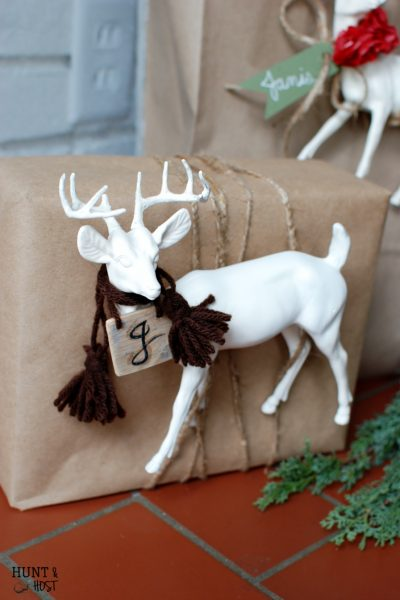 unusual gift wrap deer gift wrap huntandhost.net