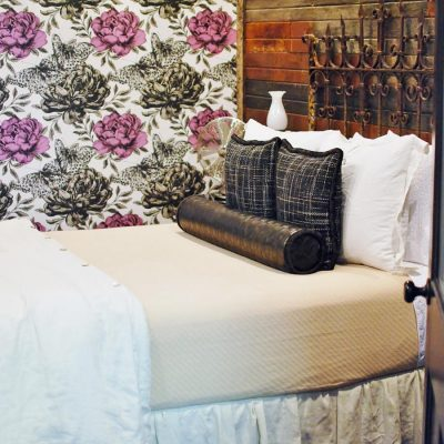 The Ladysmith Look: Styling A Bedroom