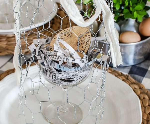 Bird Nest Decorating Ideas