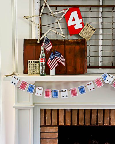 4th of July Decorating Ideas from the Dollar Store
