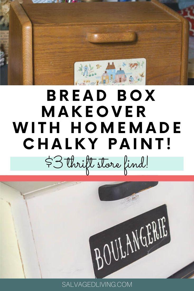 bread box makeover diy
