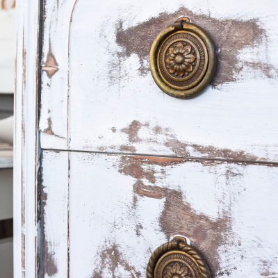 Neglected Dresser Makeover