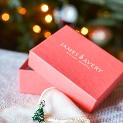 James Avery Christmas Tree Gift