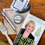 January Giveaway box for my favorite people - YOU! from Hunt & Host blog