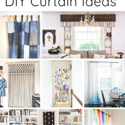 Unexpected Curtain Ideas