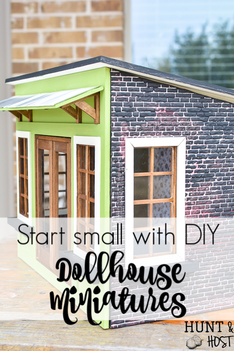 Start Small with a DIY Miniatures Contest - Salvaged Living