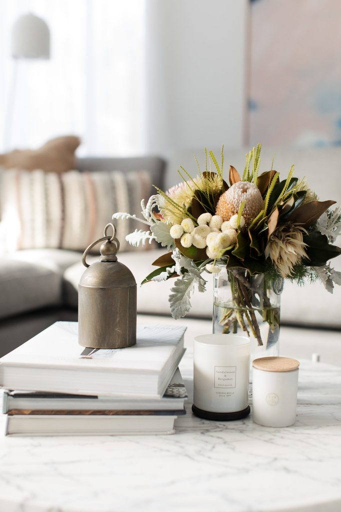 Coffee Table Decor Ideas for a Cozy Living Room - Salvaged Living