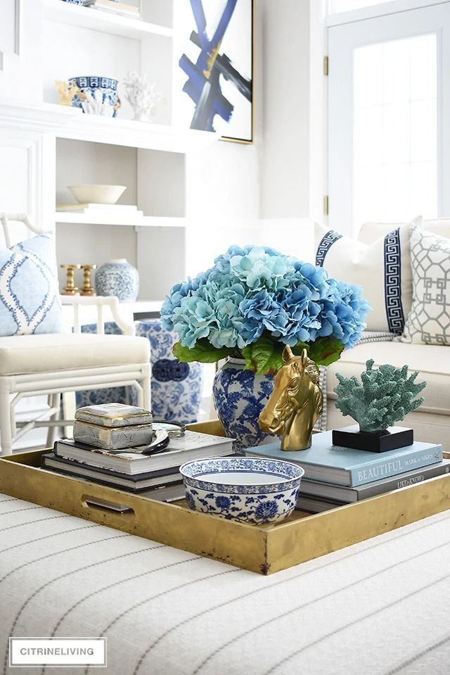 Coffee Table Decor Ideas for a Cozy Living Room - Salvaged ...