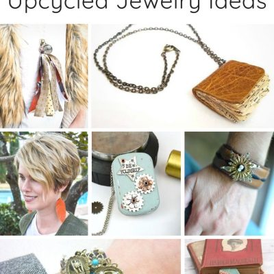 DIY Upcycled Jewelry Ideas