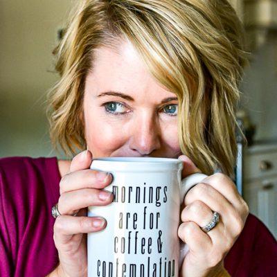 DIY Stranger Things Coffee Mug