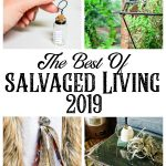 The best home decor projects of the year from Salvaged Living 2020 #tophomedecor #bestdecorideas #2020