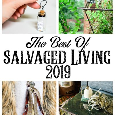 Salvaged Living's Best of 2019