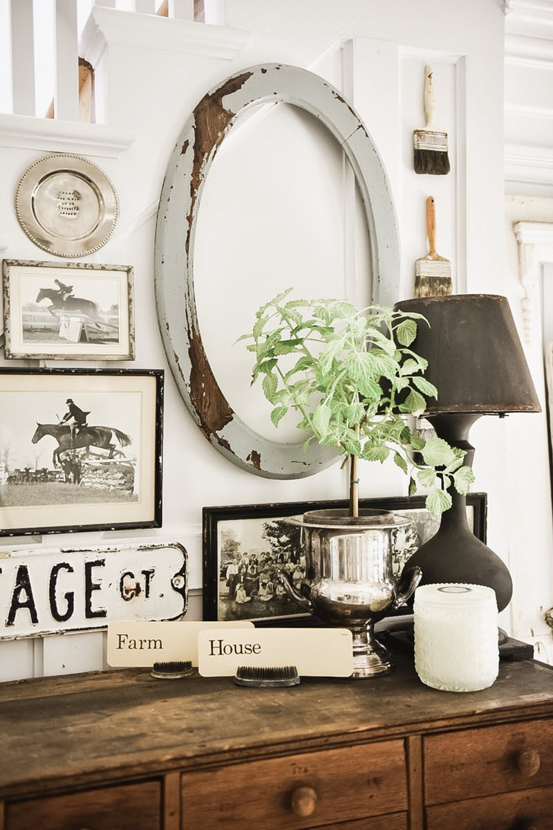 Ways To Decorate With Silver Salvaged Living