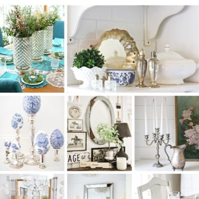 Ways To Decorate With Silver