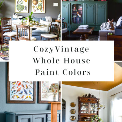 Interior Paint Colors From My Home