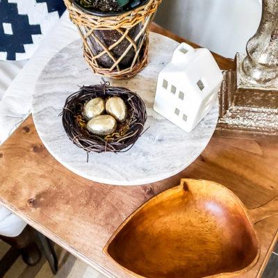 Wooden Bowl Decor Ideas