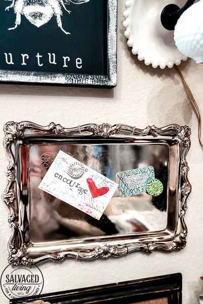 These DIY magnets are easy to make for adults for your home office or craft room organization that is cute! #craftroom #cuteorganization #DIYcraft