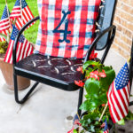 Create this cute 4th of July decor on a budget