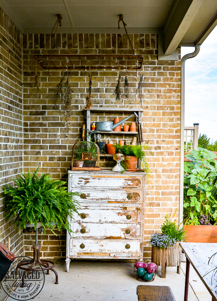 Looking for the perfect patio decorating ideas to create an outdoor living space you'll love? Well, here is a shopping guide and photo display of a cozy patio you can grab decorating ideas from and even see the patio furniture sources! #patiodecor #backyardseating #outdoordecor