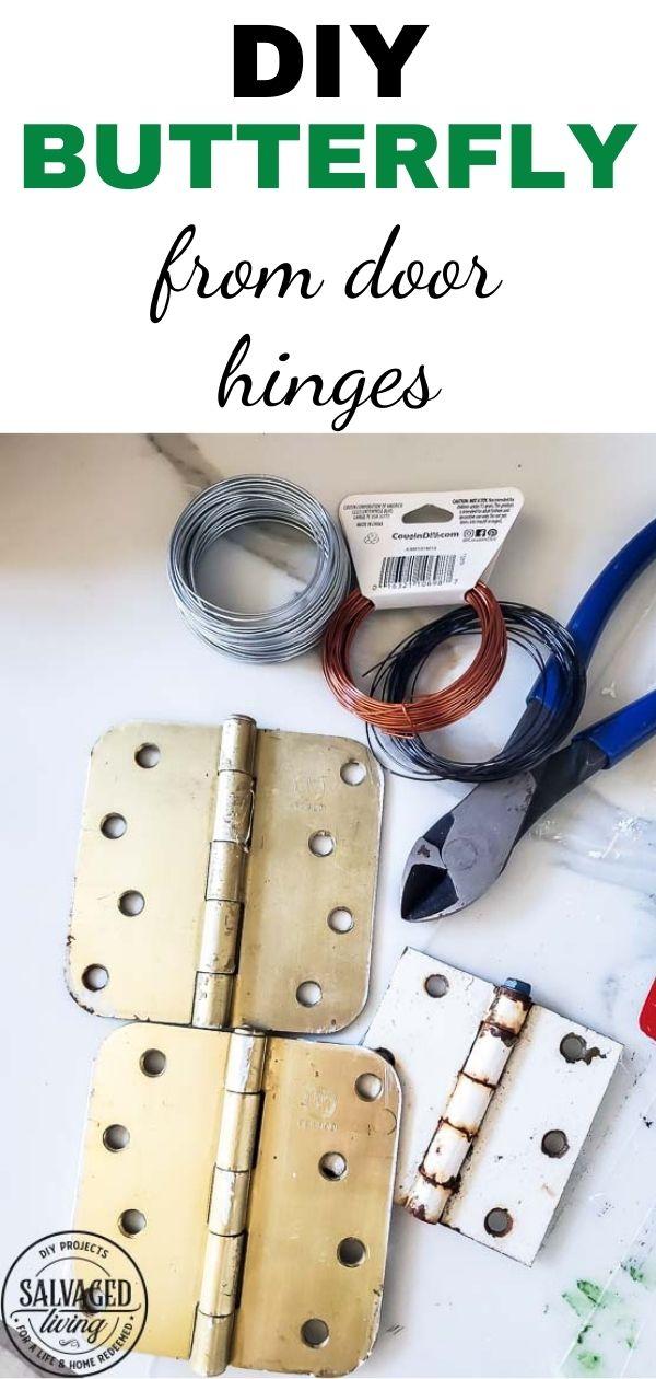 door hinge butterfly supplies