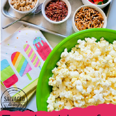 Topping Ideas for the Perfect Popcorn Bar
